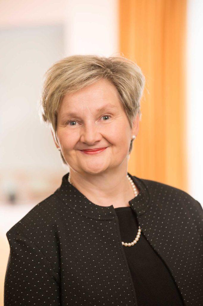Renate Büchele - Geschäftsführerin Balance
